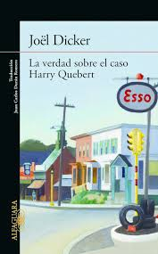 Libro Harry Quebert